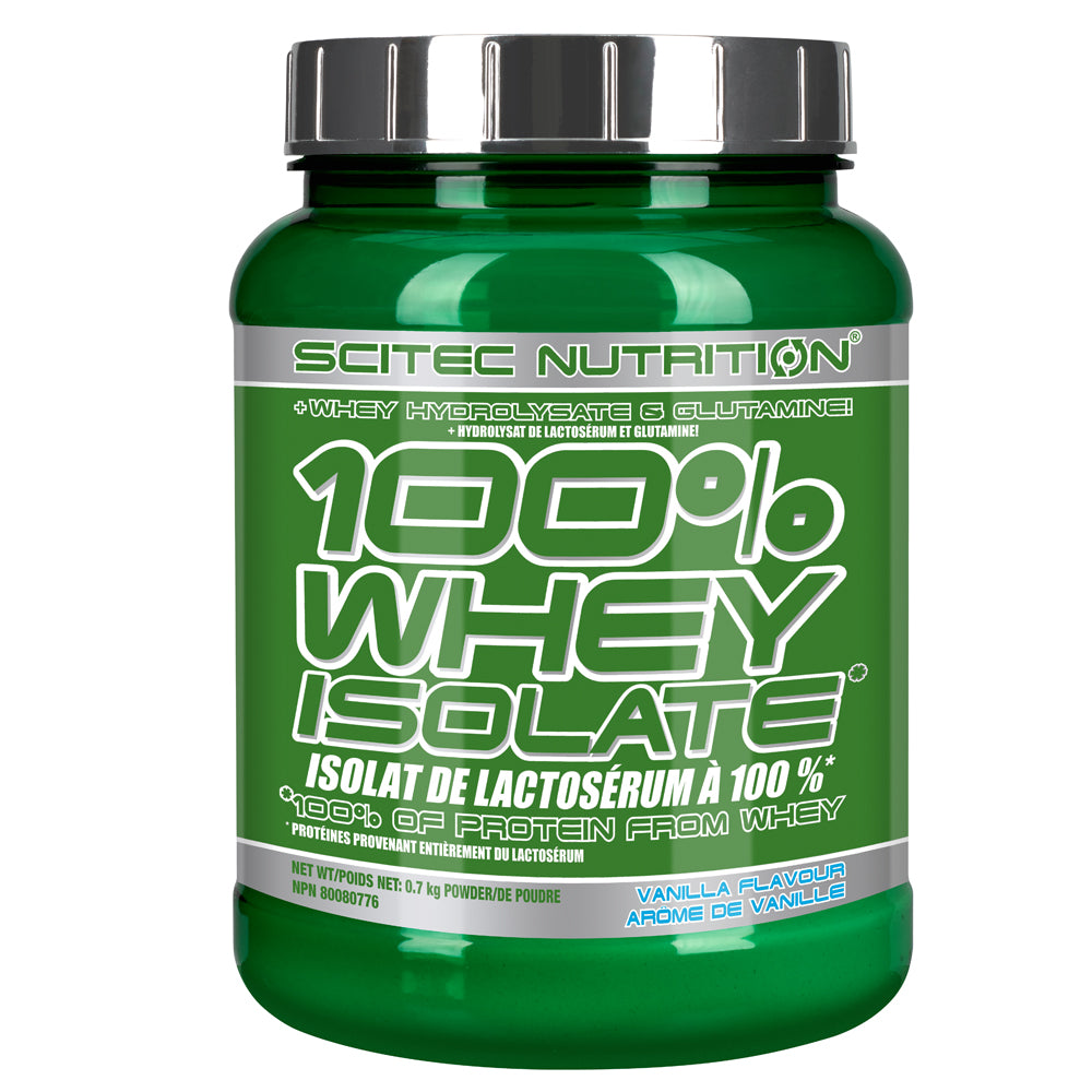 100% Whey Protein Isolate - Europe's Top Isolate Formula
