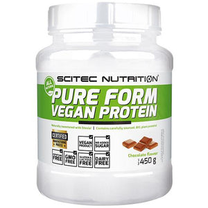 Pure Vegan Protein - 450g (Organic with Stevia)
