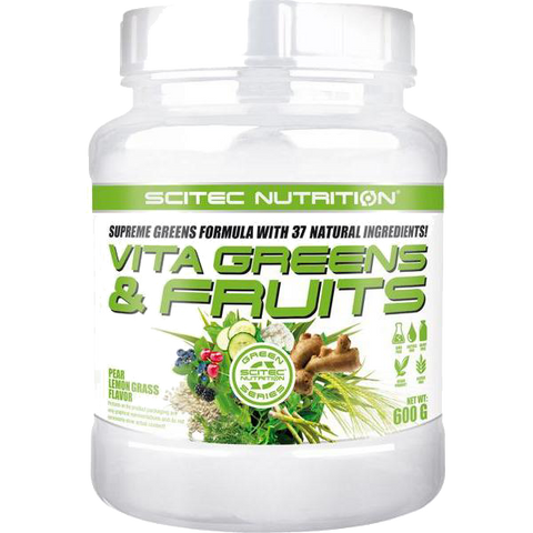 Vita Greens & Fruits - 600g (37 Natural Ingredients)