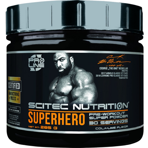 Superhero - Pre-workout Super Powder