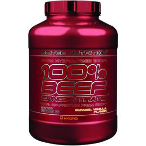 100% European Beef Concentrate Protein - From Hydrolyzed Beef
