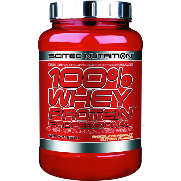Limited Flavours - 100% Whey Protein Professional - Europe's #1 Protein Line (29 g of Protein per full Scoop)
