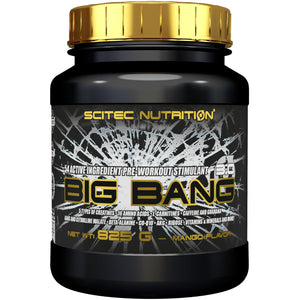 Big Bang 3.0 Pre-workout - 56 Active Ingredients