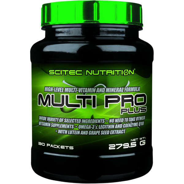 Multi Pro Plus - High Level Multi-Vitamin & Mineral Formula