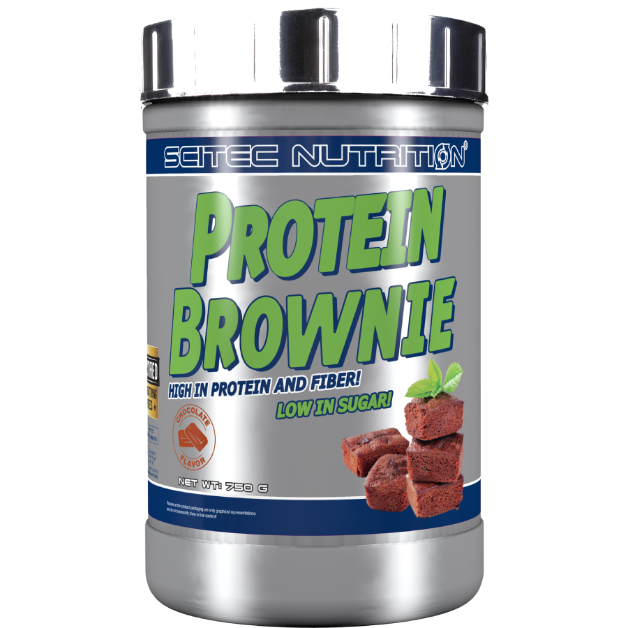 Protein Brownie Mix - 27g Protein per Serving