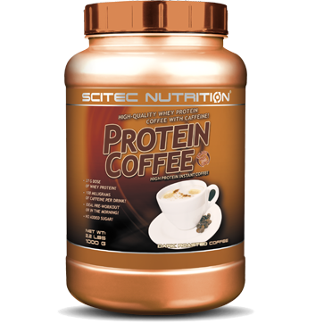 Protein Coffee Mix - Enjoy Iced or Hot!