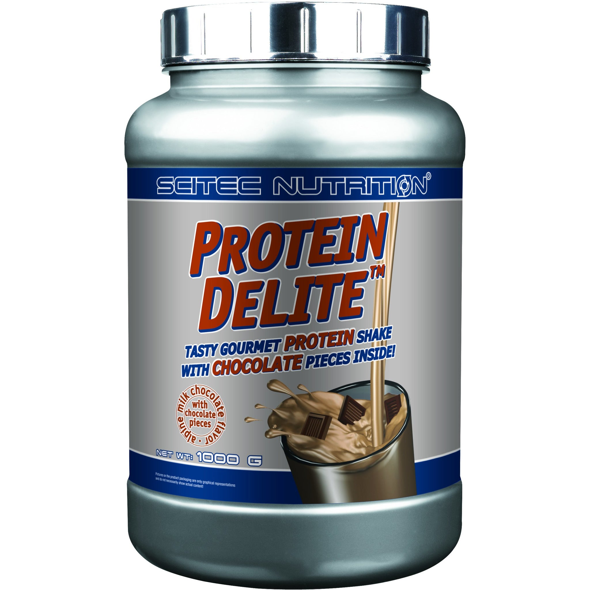 Protein Ice Delite - Tasty & Nutritious Meal Replacement