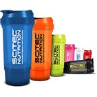 Scitec Nutrition Traveler Shaker - 500 ML