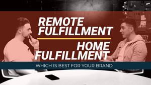 #10: Home Fulfillment vs  E-Fulfillment - Which is best?