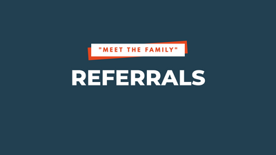#09: Referrals | 6 Step Marketing Funnel Series - Part 6