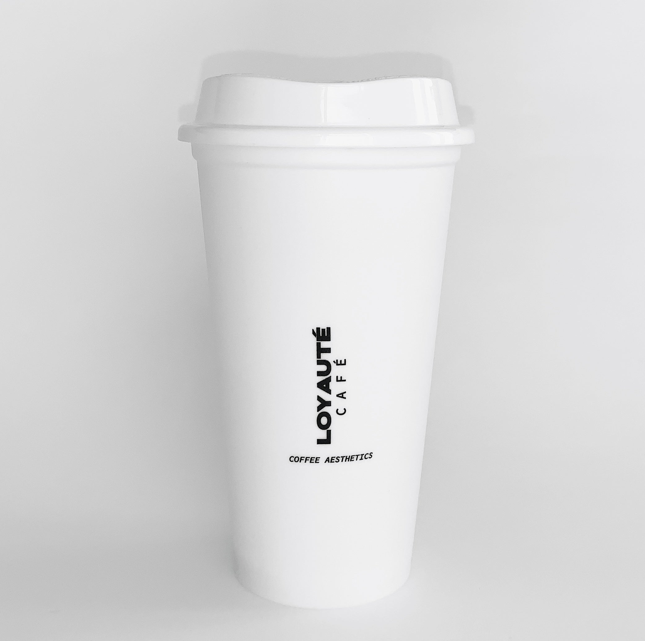 LOYAUTÉ.CAFE Coffee Cup