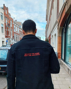 'Aesthetic' Denim Jacket