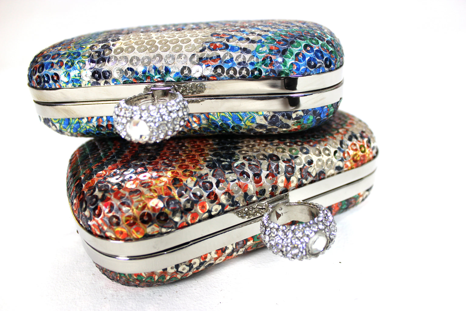 Sequin Party Clutch Bags
