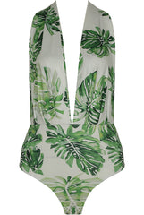 Tropical Multiway Bodysuit