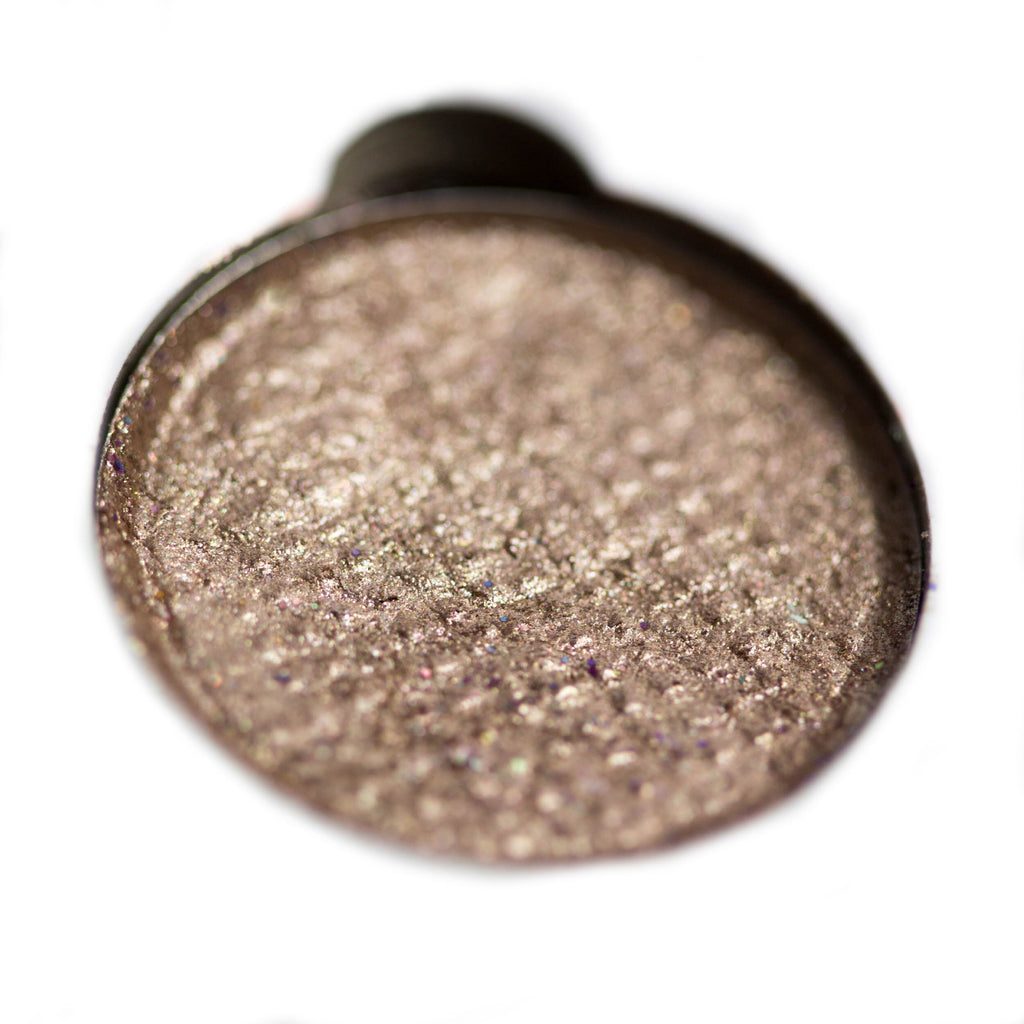 Glitter Eyes CappuccinoTrio Pressed Glitter & Shimmer Palette