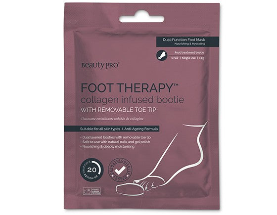 BeautyPro Foot Therapy Mask