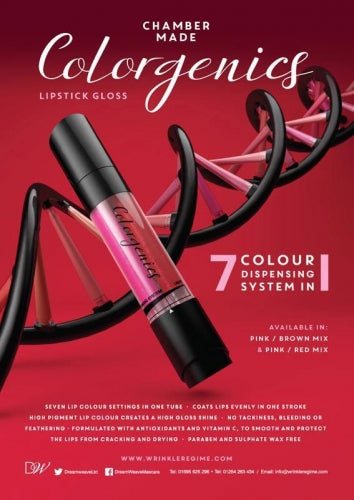 Colorgenics Red to Pink - Dreamweave Chamber Made Lip Gloss