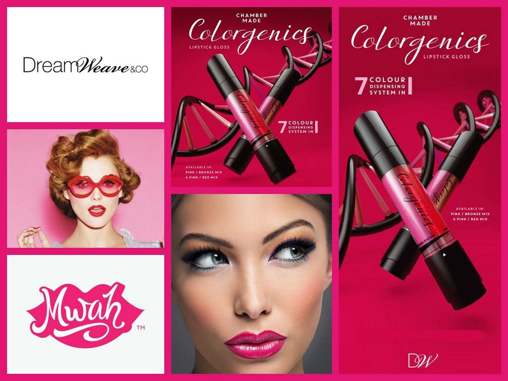 Colorgenics Pink to Bronze - Dreamweave Chamber Made Lip Gloss