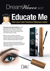 Lash Construct Mascara - Dreamweave & Co