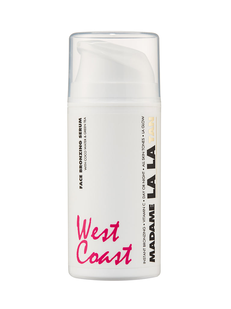 Madame La La - West Coast - Face Bronzing Serum 100ml