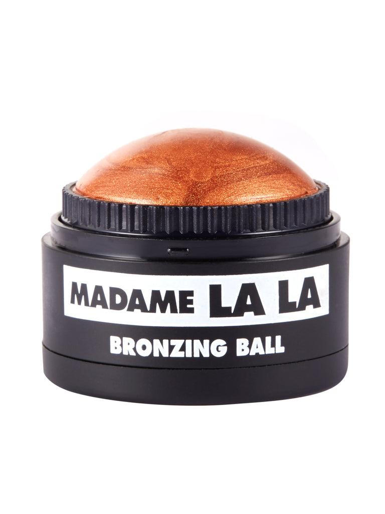 Madame La La Bronzing Ball 5g - Use On Cheeks Lips Eyes
