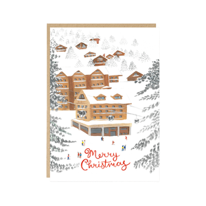 Greeting Card ALPINE