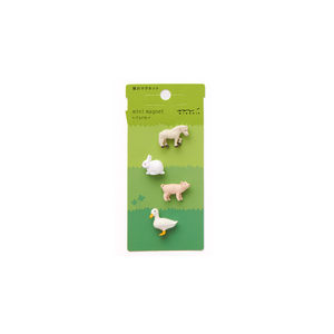 Mini Magnets Farm Animals