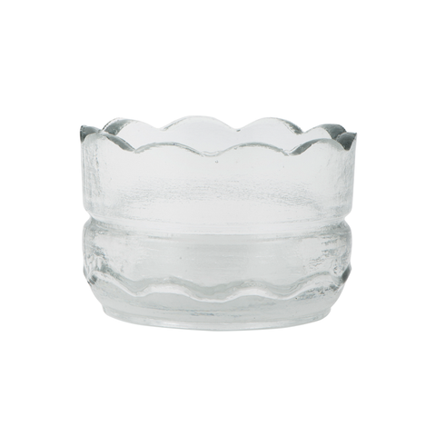 Tealight Glass Wave