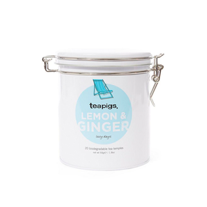 Teapigs Tin Lemon & Ginger