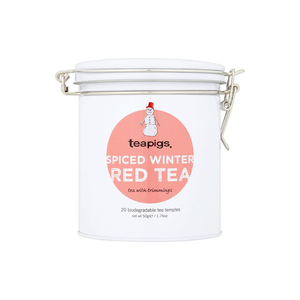 Teapigs Tin Spiced Winter Red Tea