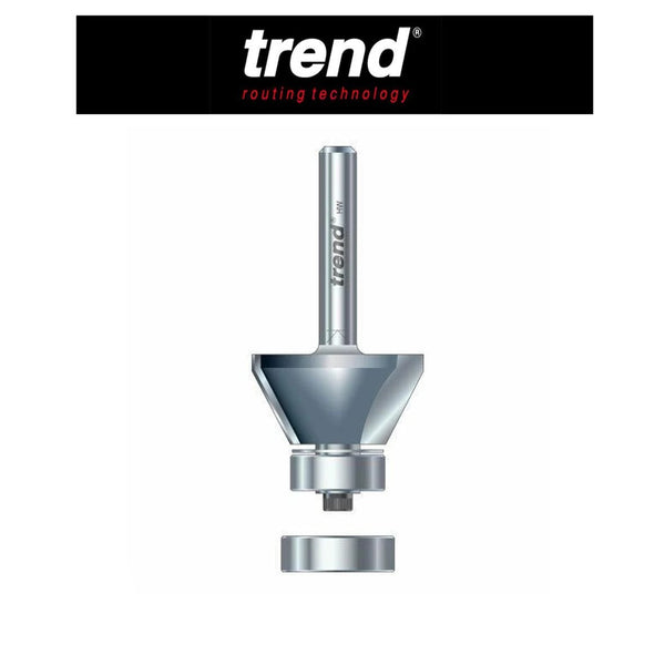 TREND 46/3X1/4TC BEVEL TRIM A=80