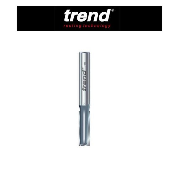 TREND 3/2X1/4TC TWO FLUTE 6MM DIA X 16MM 253335