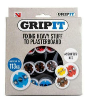 GRIPIT ASSORTED KIT 32PCS