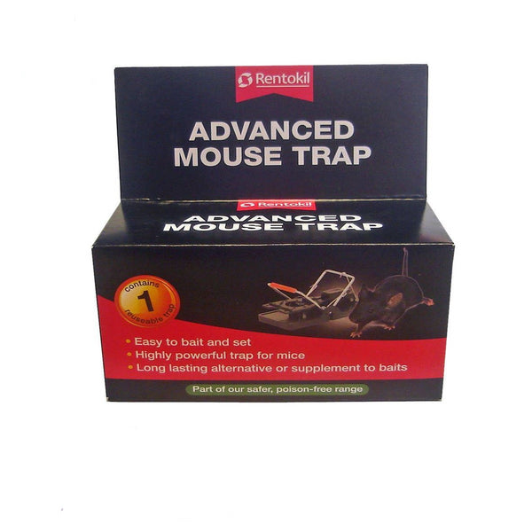 Rentokil Advanced Mouse Trap (Single) RKLFM101