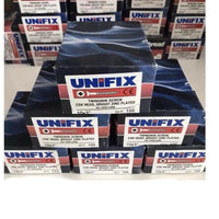 "UNIFIX Twinqwik Screw CSK Head Bright Zinc Plated Pozi No8, No10, No12[8 x 2"" Quantity 200]"