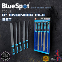 "BLUE SPOT 8"" ENGINEER FILE SET"
