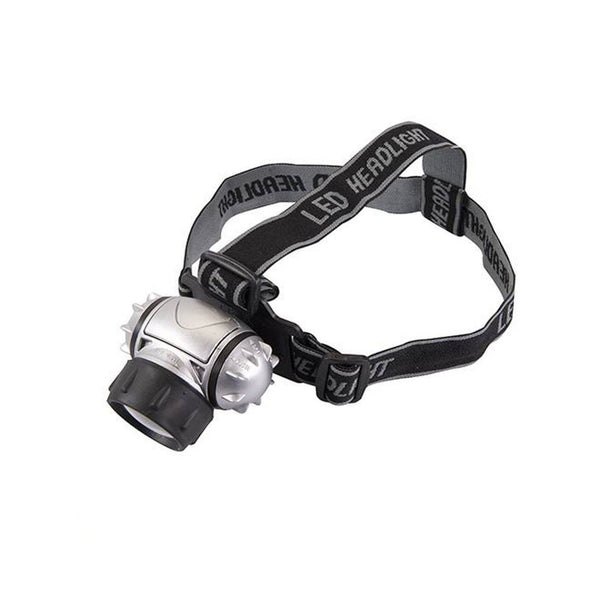 LED Krypton Head Light Ideal for Camping and Fishing