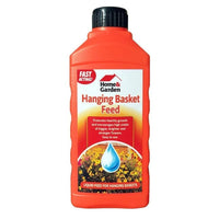 Home & Garden Fast Acting Healthy Growth Liquid - Hanging Basket Feed 650ml