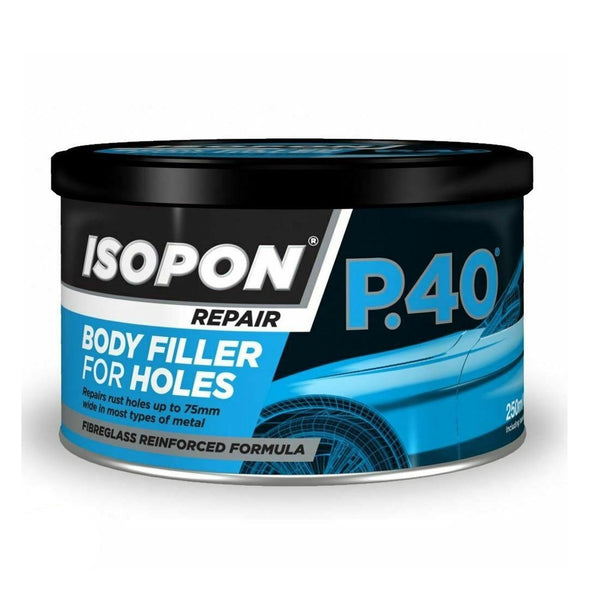 ISOPON Repair Body Filler for Holes - 250ml