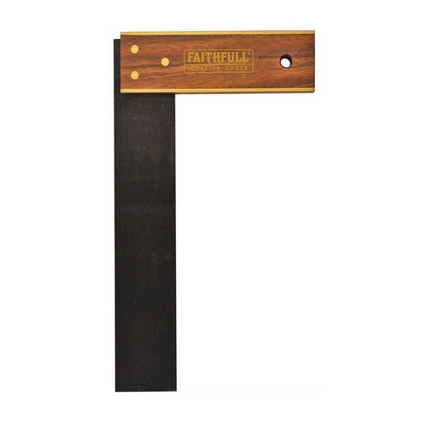 Faithfull Carpenters Try Square 230mm (9inch)