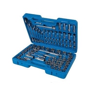 Mechanics Tool Set 90 Piece - Hardened & Tempered Chrome Vanadium Steel