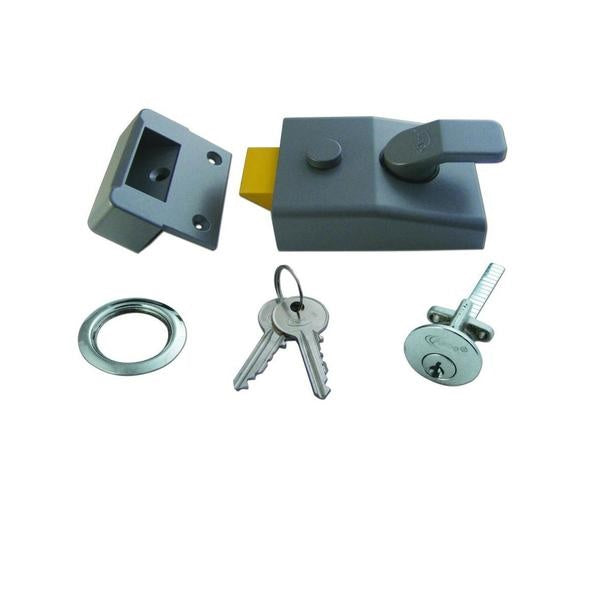 Asec AS18 Non-Deadlocking Nightlatch Standard Style 60mm Backset