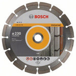 Bosch Diamond Cutting Disc Blade 230 x 22,2 x 2,3 mm