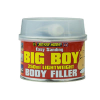 Big Boy Lightweight Easy Sanding Car Body Filler With Hardener & Applicator 250m
