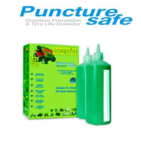 SALE - Puncturesafe Tyre Sealant Ultraseal for Off Road Vehicles 2 x 1000ml