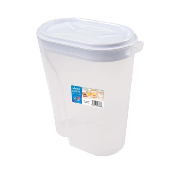 Wham Cuisine 2.5 Litre Cereal Storage Food Box