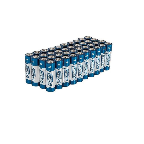 AA Super Alkaline Battery LR6 40pk Batteries Premium Quality