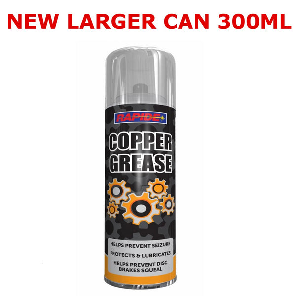 Car and Motorcycle Copper Grease Spray