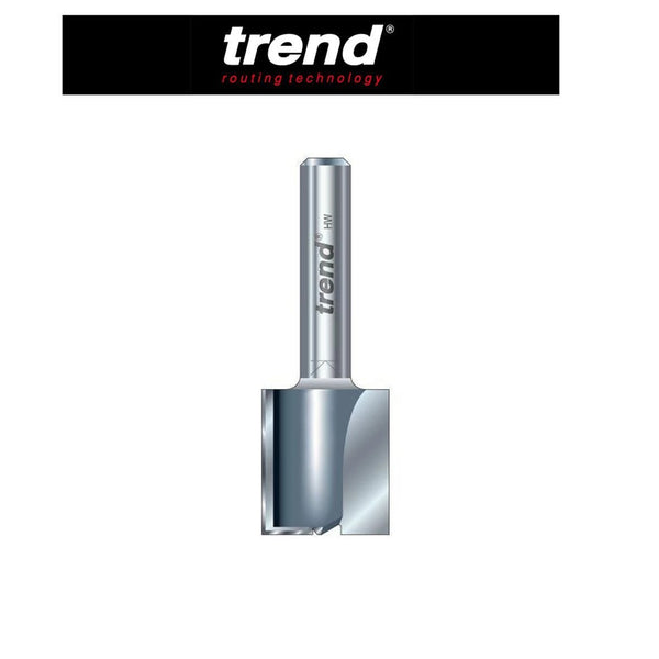 TREND 4/02X1/4TC TWO FLUTE 14.3MM DIA X 25.4MM CUT
