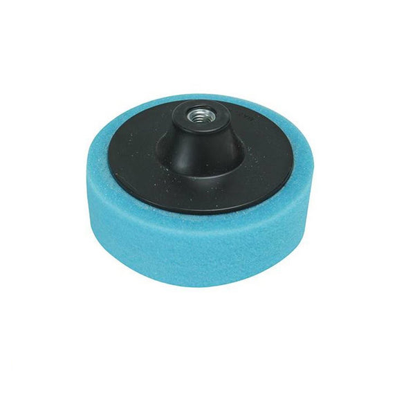 Polishing Buffing Sponge 150mm Medium Blue